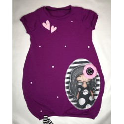 Obleka mini pupa Kaja - prednaročila