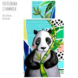 Posteljnina Panda - prednaročila