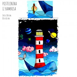 Bed linen Light house - preorders