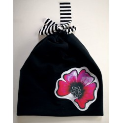 Black hat - Poppy