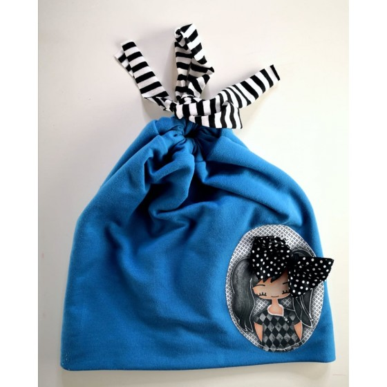 Blue hat - pupa Sofija