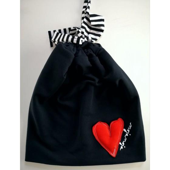 Black hat - Heart