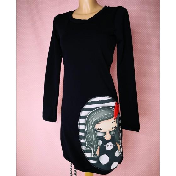 Dress Pupa Kaja black