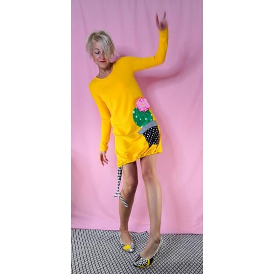 Obleka Kaktus