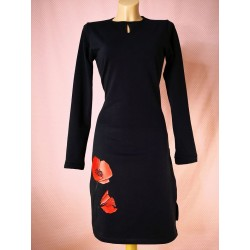 Dress Red poppy