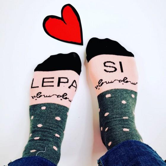 Socks Lepa si dots