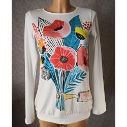 Majica Nu Šopek cvetja