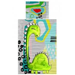 Posteljnina Dinosaur
