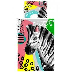 Posteljnina Zebra