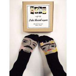 Paket klasičnih nogavic