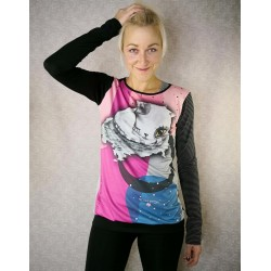 Long sleeved top Nu Cat