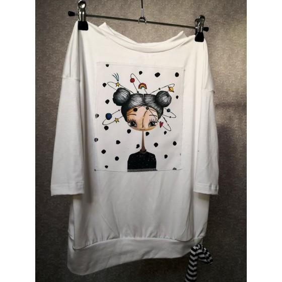 Majica MINI Vesolje
