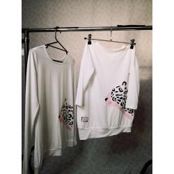 Majica MINI Leopard