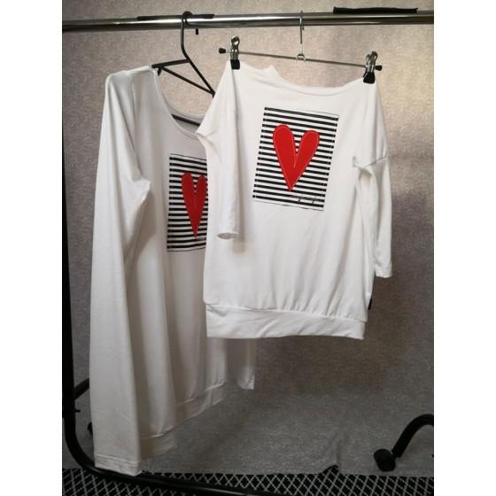 Majica MINI Srček