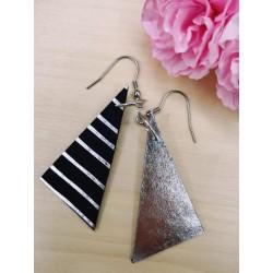 Uhani Trikotnik