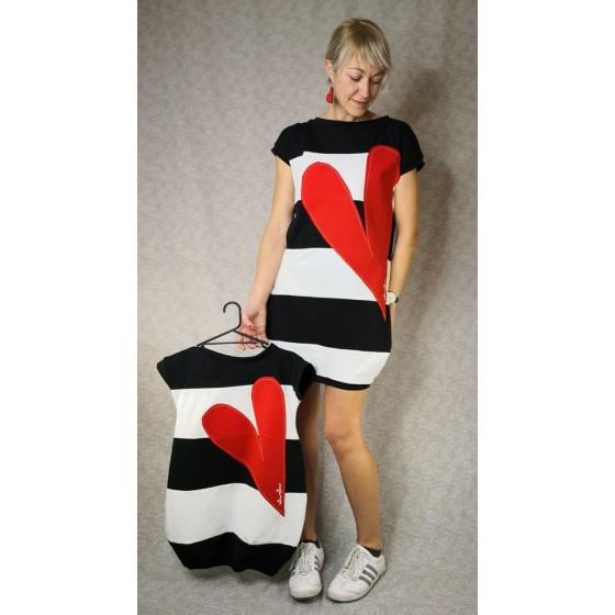 Srčkana obleka