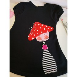 Dress Mini Fairy mushroom