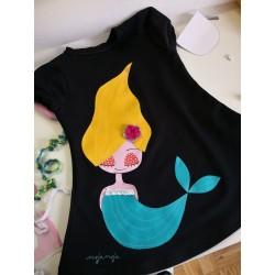 Obleka Mini Morska deklica