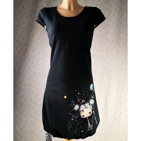 Dress Inhale. Trust the universe.