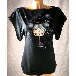Majica Vdihni. Zaupaj Vesolju.