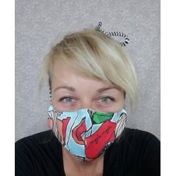 Protipljuvalna maska - mak