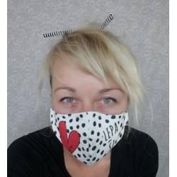 Protipljuvalna maska - lepa si
