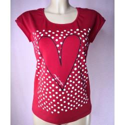 Srčkana majica