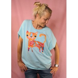 majica mucek - netopirček