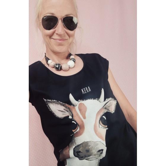 kera krava majica