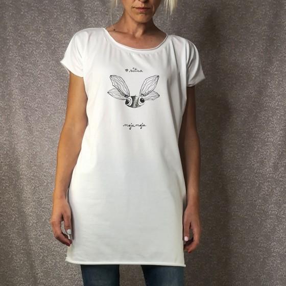 Prevelika majica Sitna