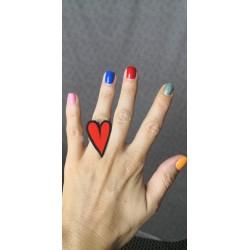 Srčkan prstan