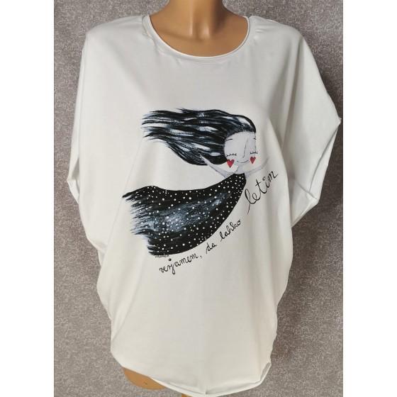 Majica netopirček - lahko letim