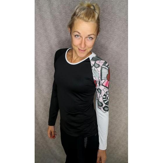 Majica črna Pink sport