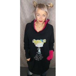 Oversize hoodie Karma