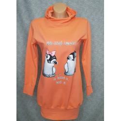 Orange hoodie How to spell