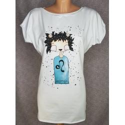 Prevelika majica Horoskop Lev