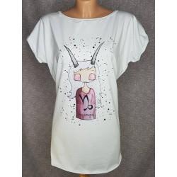 Prevelika majica Horoskop Kozorog