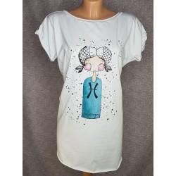 Prevelika majica Horoskop Ribi