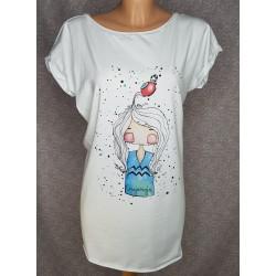 Prevelika majica Horoskop Vodnar