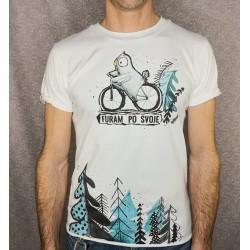 T-shirt Furam po svoje