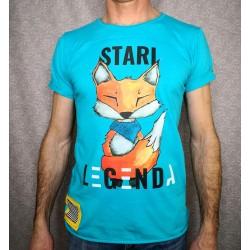 Moška majica LEGENDA stari lisjak