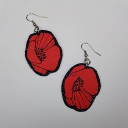 Earrings Poppy