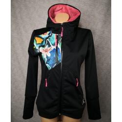 Softshell jakna Gora - roza