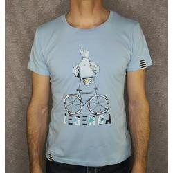 Moška majica LEGENDA Furam bicikelj