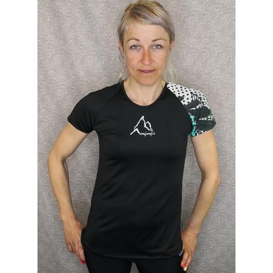 Kratka majica črna SPORT