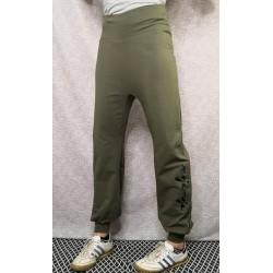 Harem trousers Moja Moja green