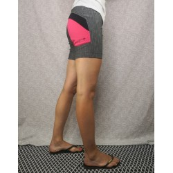 Short pants - pink pocket