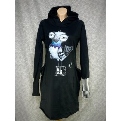 Oversize hoodie Ne seri