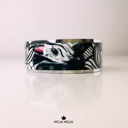 Srednja zapestnica Zebra