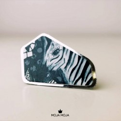 Prstan Zebra